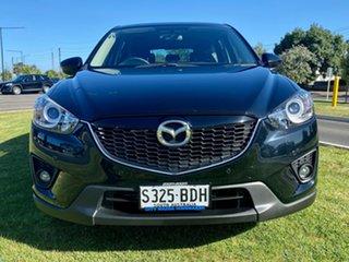 2014 Mazda CX-5 KE1031 MY14 Maxx SKYACTIV-Drive AWD Sport Black 6 Speed Sports Automatic Wagon.