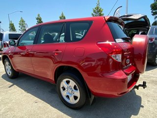2006 Toyota RAV4 ACA33R CV Red 5 Speed Manual Wagon
