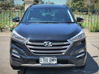 2016 Hyundai Tucson TLe MY17 Highlander D-CT AWD Grey 7 Speed Sports Automatic Dual Clutch Wagon.