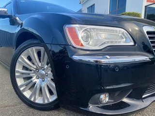 2014 Chrysler 300 LX MY14 C Black 5 Speed Sports Automatic Sedan.