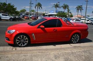 2014 Holden Ute VF SS-V Red 6 Speed Manual Utility.