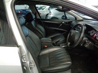 2011 Peugeot 407 Series II ST HDi Silver 6 Speed Sports Automatic Sedan