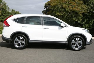 2014 Honda CR-V RM MY15 VTi-L 4WD White Orchid 5 Speed Sports Automatic Wagon