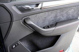 2019 Skoda Kodiaq NS MY20 RS DSG Blue 7 Speed Sports Automatic Dual Clutch Wagon