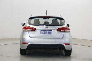 2014 Kia Cerato YD MY15 S Silver 6 Speed Sports Automatic Hatchback