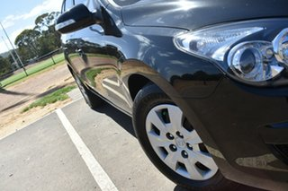 2011 Hyundai i30 FD MY11 SX cw Wagon Black 4 Speed Automatic Wagon.