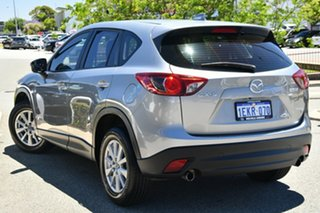 2014 Mazda CX-5 KE1071 MY14 Maxx SKYACTIV-Drive Sport Silver 6 Speed Sports Automatic Wagon.