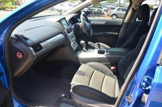 2012 FPV F6 FG MY11 Blue 6 Speed Auto Seq Sportshift Sedan