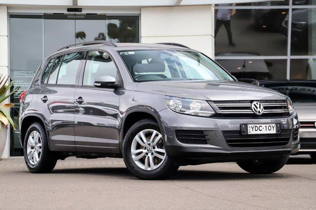 Used Volkswagen Tiguan 5N MY15 118TSI DSG 2WD Sutherland, 2015 Volkswagen Tiguan 5N MY15 118TSI DSG 2WD Grey 6 Speed Sports Automatic Dual Clutch Wagon