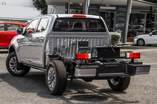 2020 Mazda BT-50 TFR40J XT 4x2 Silver 6 Speed Sports Automatic Cab Chassis