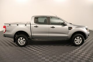 2015 Ford Ranger PX MkII XL Hi-Rider Silver 6 speed Automatic Utility