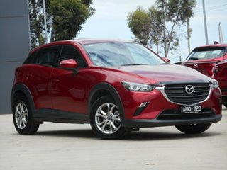 2018 Mazda CX-3 DK2W7A Maxx SKYACTIV-Drive FWD Sport 6 Speed Sports Automatic Wagon.