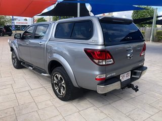 2016 Mazda BT-50 UR0YG1 XTR Silver 6 Speed Manual Utility