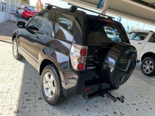 2015 Suzuki Grand Vitara Navigator Black Manual Hardtop