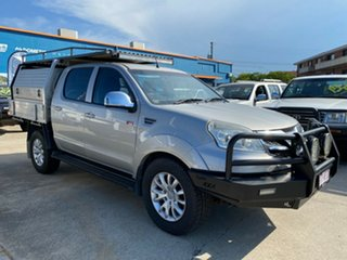 2014 Foton Tunland P201 Silver 5 Speed Manual Utility.