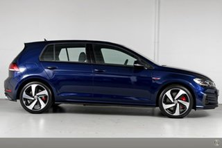 2020 Volkswagen Golf 7.5 MY20 GTI DSG Blue 7 Speed Sports Automatic Dual Clutch Hatchback