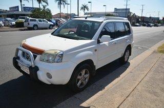 2003 Nissan X-Trail T30 TI-L (Sunroof) (4x4) White 4 Speed Automatic Wagon.