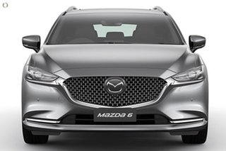2020 Mazda 6 GL1033 Atenza SKYACTIV-Drive Grey 6 Speed Sports Automatic Wagon.