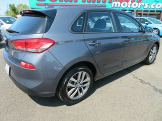 2017 Hyundai i30 PD MY18 Active Grey 6 Speed Sports Automatic Hatchback