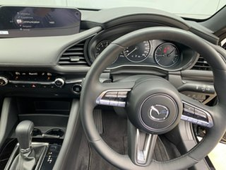 2020 Mazda 3 BP2HHA X20 SKYACTIV-Drive Astina Jet Black 6 Speed Sports Automatic Hatchback