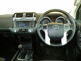 2017 Toyota Landcruiser Prado GDJ150R GX Silver 6 Speed Manual Wagon
