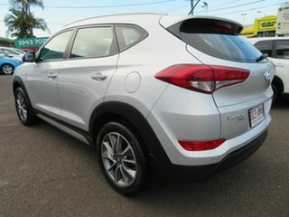 2018 Hyundai Tucson TL MY18 Active X 2WD Silver 6 Speed Sports Automatic Wagon