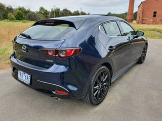 2019 Mazda 3 BP Series G25 Astina Blue Sports Automatic Hatchback