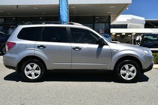 2010 Subaru Forester S3 MY10 X AWD Luxury Silver 5 Speed Manual Wagon