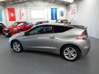2012 Honda CRZ ZF MY12 Sport Grey 6 Speed Manual Coupe Hybrid