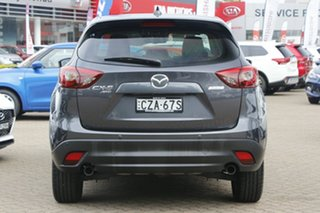 2015 Mazda CX-5 MY15 GT (4x4) Grey 6 Speed Automatic Wagon
