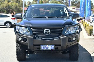 2018 Mazda BT-50 UR0YG1 XT Black 6 Speed Manual Utility