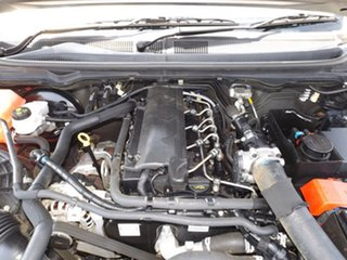 2014 Mazda BT-50 UP0YF1 XT Grey 6 Speed Manual Utility