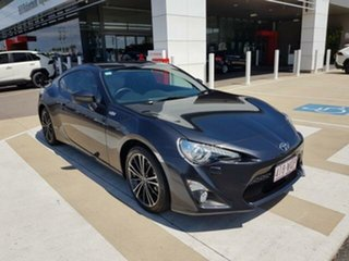 2016 Toyota 86 ZN6 GTS Tornado Grey 6 Speed Manual Coupe.