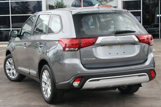 2020 Mitsubishi Outlander ZL MY21 ES 2WD Titanium 6 Speed Constant Variable Wagon.