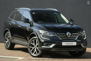 2020 Renault Koleos HZG MY20 Intens X-tronic Metallic Black 1 Speed Constant Variable Wagon.