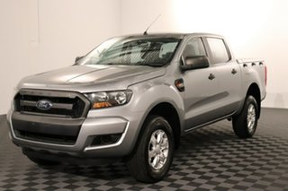 2015 Ford Ranger PX MkII XL Hi-Rider Silver 6 speed Automatic Utility.