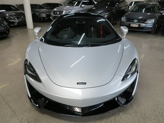 2017 McLaren 540C P13 SSG Silver 7 Speed Sports Automatic Dual Clutch Coupe