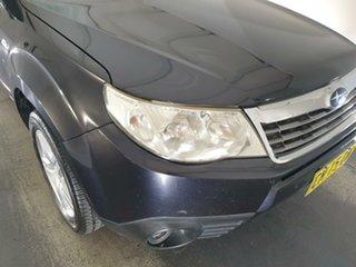 2010 Subaru Forester S3 MY10 XS AWD Premium Grey 5 Speed Manual Wagon.