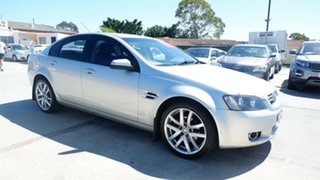 2008 Holden Commodore VE MY09 Omega Silver 4 Speed Automatic Sedan.