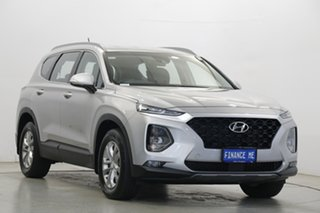 2019 Hyundai Santa Fe TM.2 MY20 Active Typhoon Silver 8 Speed Sports Automatic Wagon