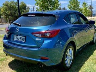 2016 Mazda 3 BN5476 Maxx SKYACTIV-MT Eternal Blue 6 Speed Manual Hatchback