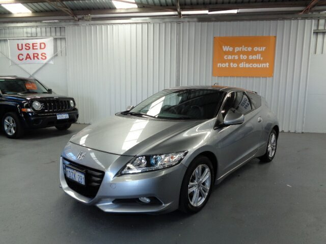 Used Honda CRZ ZF MY12 Sport Rockingham, 2012 Honda CRZ ZF MY12 Sport Grey 6 Speed Manual Coupe Hybrid