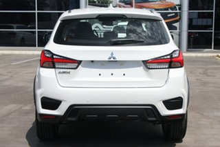 2020 Mitsubishi ASX XD MY21 ES 2WD ADAS Starlight 1 Speed Constant Variable Wagon