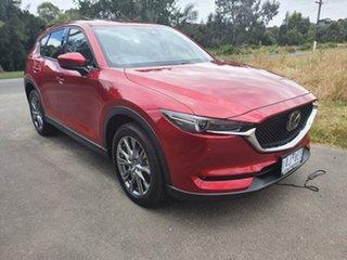 2019 Mazda CX-5 KF Series Akera Red Sports Automatic Wagon.