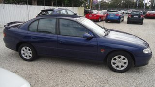 1999 Holden Commodore VT Executive Blue 4 Speed Automatic Sedan.