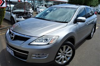 2008 Mazda CX-9 TB10A1 Luxury Silver 6 Speed Sports Automatic Wagon.