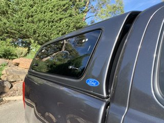 2018 Ford Ranger PX MkIII 2019.00MY XLS Silver 6 Speed Sports Automatic Utility