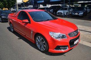 2014 Holden Ute VF SS-V Red 6 Speed Manual Utility