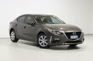 2014 Mazda 3 BM Neo Grey 6 Speed Automatic Sedan.