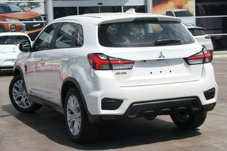 2020 Mitsubishi ASX XD MY21 ES 2WD ADAS Starlight 1 Speed Constant Variable Wagon.
